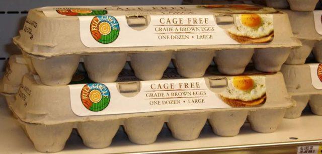 全美大降价,鸡蛋只要1美元?!美国鸡蛋盒上,竟有这些秘密?