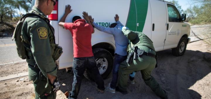特朗普抵制非法移民政策已产生实效