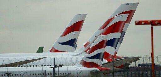 英航飞行员有史以来首次大罢工 逾20万乘客受影响