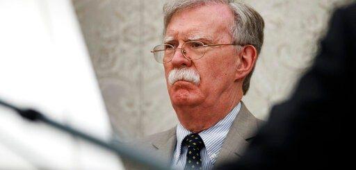 川普突然解雇博尔顿 蓬佩奥:美国外交政策不变