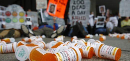 药物过量死亡率城市开始高于农村 向多族裔延伸