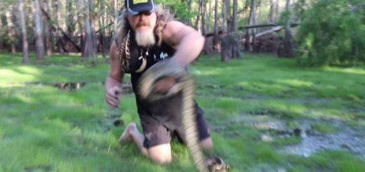 佛州招捕蛇人50名 抓到四英尺以上的有奖金 了解一下?