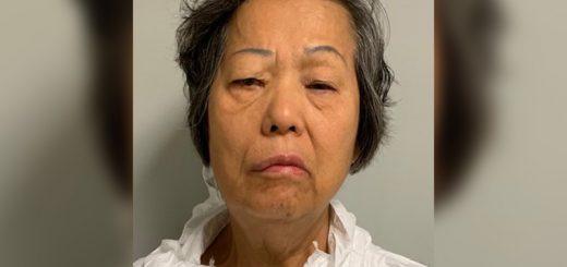 老人打架也疯狂! 82岁老妪命丧砖下, 73岁亚裔女嫌犯被捕