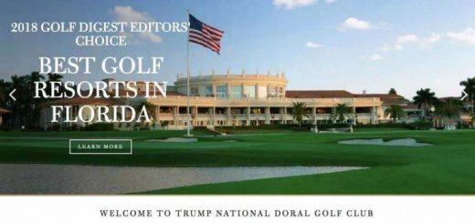 明年G7峰会将在特朗普自家度假村举办 美国政坛又炸锅
