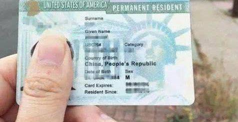 临时绿卡到期的华人注意了!美国移民局发布转正指南!