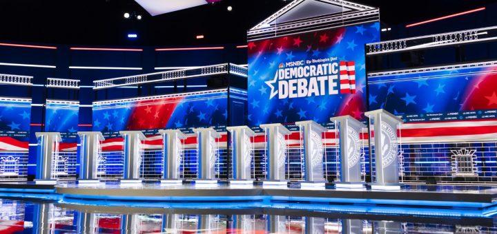 六大看点!第五轮民主党总统初选辩论聚焦总统弹劾