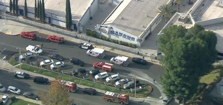 加州高中爆枪案:致2死多伤 传亚裔枪手行凶后自戕