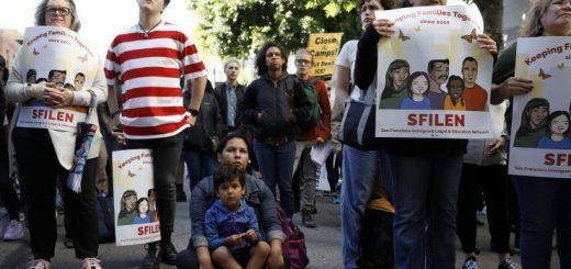 美墨边境墙被偷渡者撬开大洞 16人于加州被捕