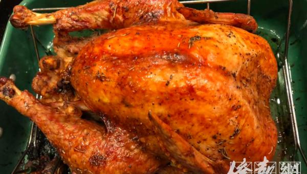 感恩节盛宴完美菜单