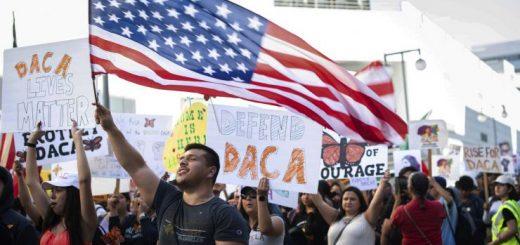 最高法院很有可能支持特朗普叫停DACA