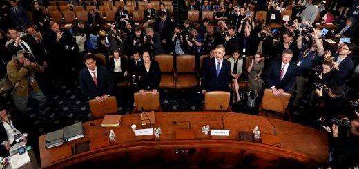 民主党弹劾总统正酣 白宫和共和党找到了应对策略