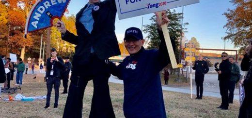 再谈我为什么要支持杨安泽竞选美国总统!