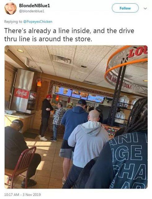 """一个汉堡引发全美血案!员工打员工、员工打顾客、顾客打顾客…就为抢个美国版的""""麦辣鸡腿堡"""""""