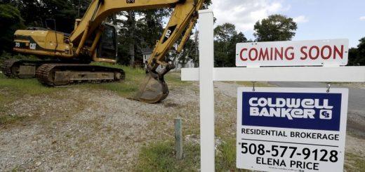受贸易战暂停等利好影响 全美新屋建造量两连升