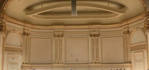 中央音乐学院交响乐团 首登纽约卡耐基展中国民乐