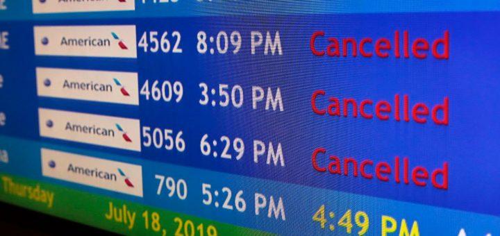 冬季出行天气糟心 航班延误或取消时该做什么?