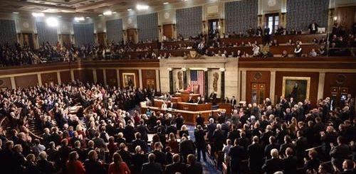 避免政府关门 众院通过1.4万亿美元支出法案