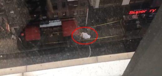 纽约时报广场墙体脱落致死不是天灾而是人祸