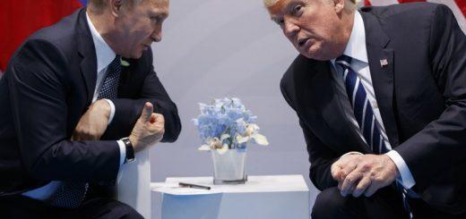 去还是不去? 普京再次邀请川普访俄