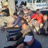 圣地亚哥海军陆战队士兵帮助两名中国女性偷渡,近期偷渡事件整理