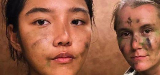深圳25岁女孩走上不归路,为了获得美国绿卡,加入美军还假结婚