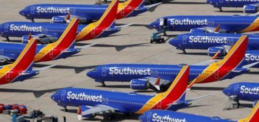 美国西南航空与波音达成一项保密协议