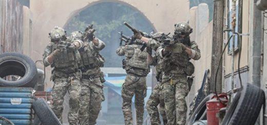 擅长猎杀敌军首脑 美特种部队被派往中东