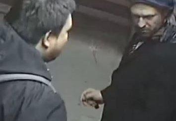 餐馆外墙涂画纳粹符号 警方调查纽约仇恨犯罪