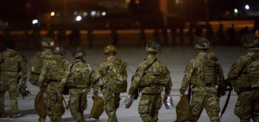 暂停10天后,美军恢复与伊拉克军队的联合军事行动