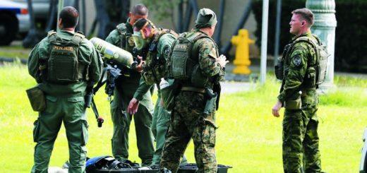 夏威夷发生枪击案 两名警察身亡