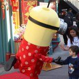 暂未受新型肺炎影响 好莱坞环球影城春节照常开放