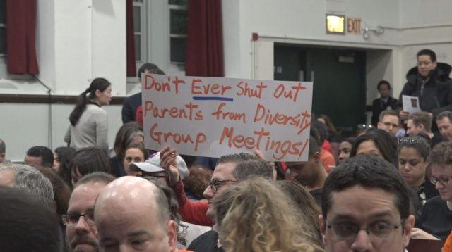 """""""别想暗箱操纵!"""" 纽约家长要求""""多元化""""全公开"""
