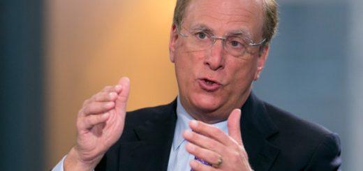 美国贝莱德集团总裁芬克:气候危机将根本上重塑金融市场