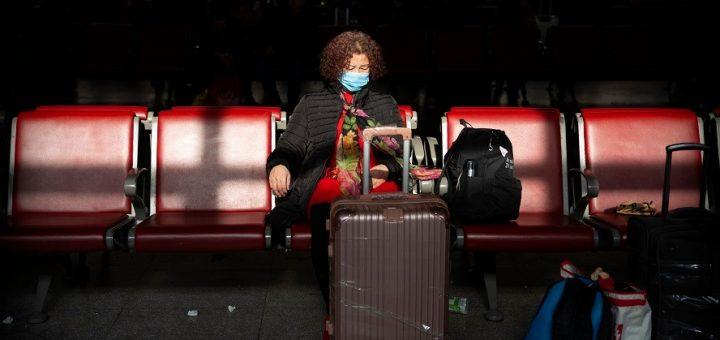 美国限制中国人入境 专家:反应过度 不能阻止疫情爆发