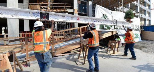 最后一栋楼竣工!中国开发商10亿元打造洛杉矶豪华生活