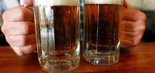 嗜酒不要命 美国人的酒量越来越大