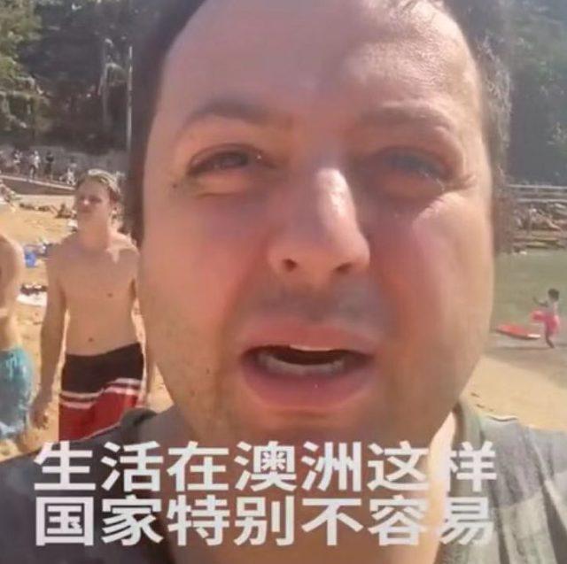 老外录视频想念中国便利生活,我说说背后的残酷代价