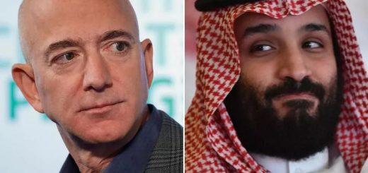 亚马逊老大贝索斯:是沙特王储黑了我手机曝光了我的小三!
