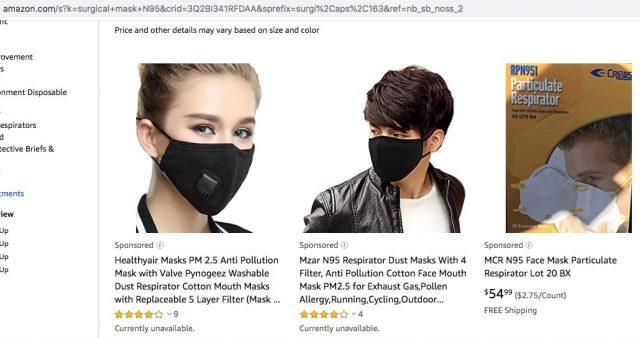 华人把美国的口罩买断货了!之后怎么办?