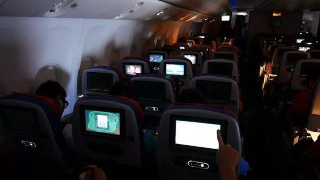 悲剧! 带一家8口来温哥华度假 5娃爸爸加航飞机上暴毙! 华人乘机请警惕!