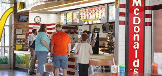 趣事!美国男子的麦当劳汉堡变木乃伊 放20年不坏