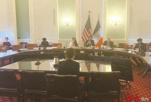 纽约市议会开公听会讨论移民问题 将新设移民事务局