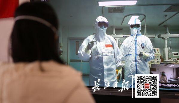 李兰娟团队医治危重患者初显成效