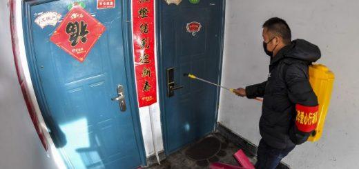 """广州确认门把手发现病毒 专家:可能是病毒""""碎裂了的尸体"""""""