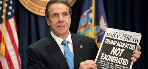 纽约州长与川普就移民问题会谈 国安部长:谈得很有建设性