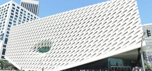 洛杉矶现代艺术博物馆The Broad五周年庆 华美银行广场揭幕