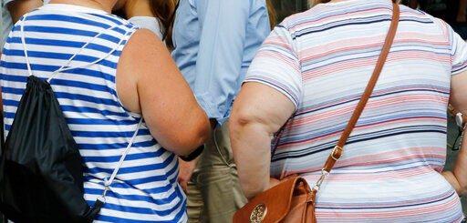 CDC: 约40%成年美国人属于肥胖 按这个标准包括你吗?