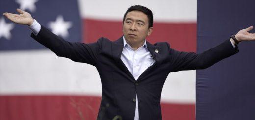 """华裔""""总统梦""""终结 杨安泽为我们留下了怎样的""""幻想"""""""