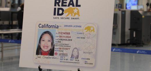 """10月起全面生效 加州运输部门官员齐提醒:""""请尽快办理REAL ID""""!"""