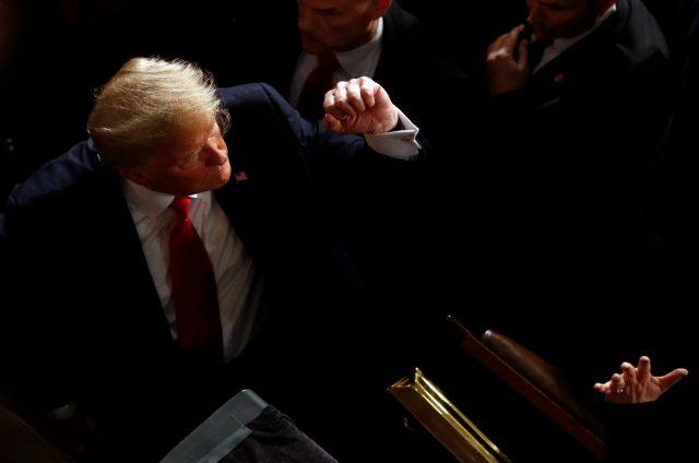 总统无罪!参议院终结弹劾案 白宫发声明声讨民主党
